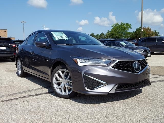 New 2019 Acura ILX Base 4D Sedan