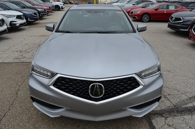 New 2020 Acura TLX Base 4D Sedan