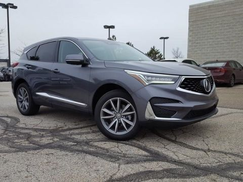 New 2020 Acura RDX SH-AWD with Technology Package 4D Sport Utility