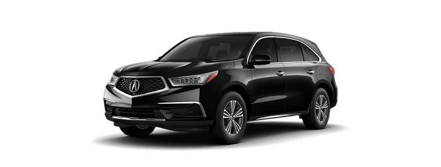 New 2020 Acura MDX SH-AWD 4D Sport Utility